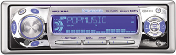 Produktfoto Panasonic CQ-C5400N