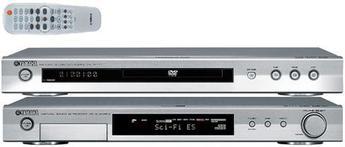 Produktfoto Yamaha Slimline-SET RXS100/DV100