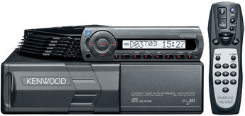 Produktfoto Kenwood KDC-C 471 FM
