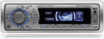 Produktfoto Sony CDX-F 7700