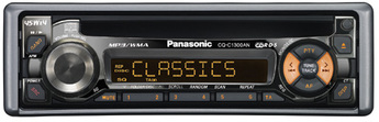Produktfoto Panasonic CQ-C 1300 GN