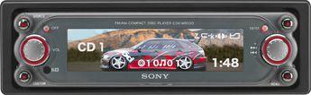 Produktfoto Sony CDX-M 9900