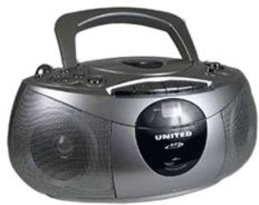Produktfoto United RCD 5353 MP3