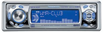 Produktfoto Panasonic CQ-C7300N