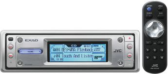 Produktfoto JVC KD-LHX501
