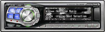 Produktfoto Alpine CDA 9835 R