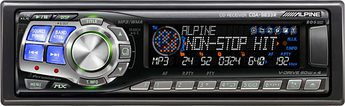 Produktfoto Alpine CDA 9833 R