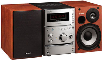 Produktfoto Sony CMT-CPX 11