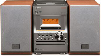 Produktfoto Sony CMT-M 373 NT