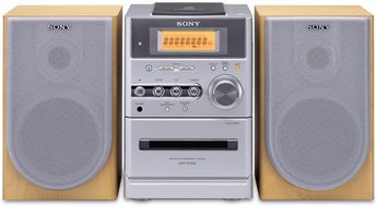 Produktfoto Sony CMT-NE3