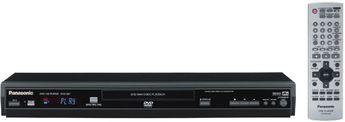 Produktfoto Panasonic DVD-S27EG-K