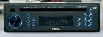 Produktfoto Rodek RO 500 DVD