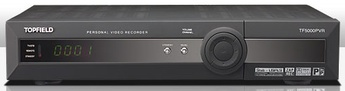 Produktfoto Topfield TF 5000 PVR 120GB