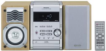 Produktfoto Panasonic SC-PM9EG-S
