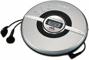 Produktfoto Sony D-EJ100/S