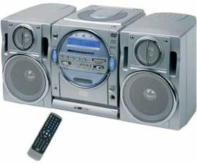 Produktfoto Clatronic MC 1020 DVD