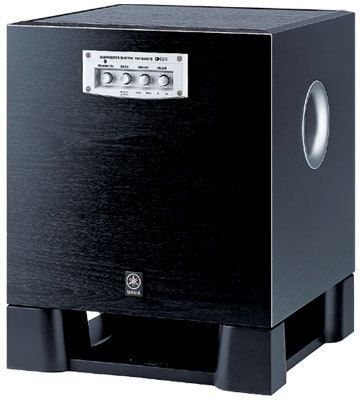 yamaha yst sw 315 subwoofer aktiv tests erfahrungen im. Black Bedroom Furniture Sets. Home Design Ideas