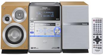 Produktfoto Panasonic SC-PM 39