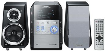 Produktfoto Panasonic SC-PM29EG-S