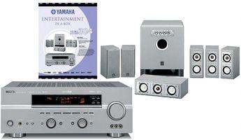 Produktfoto Yamaha HTIB 304
