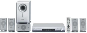 Produktfoto Panasonic SC-HT520EG-S