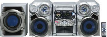 Produktfoto Panasonic SC-AK520EG-S