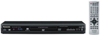 Produktfoto Panasonic DVD-S24EG-K