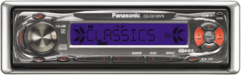 Produktfoto Panasonic CQ-C 3100 N