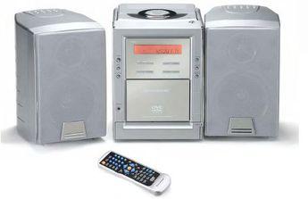 Produktfoto Soundmaster DVD 8600
