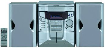 Produktfoto Sharp CD-ES 222 H