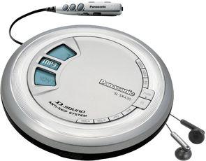 Produktfoto Panasonic SL-SX430EG-S