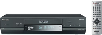 Produktfoto Panasonic NV-SV121EG-K