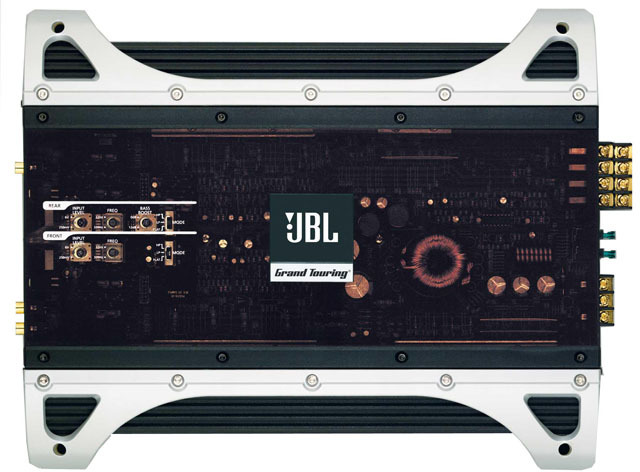 jbl gto 75 4 auto verst rker endstufe tests. Black Bedroom Furniture Sets. Home Design Ideas