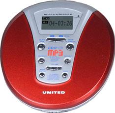 Produktfoto United DMP 5594