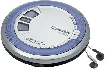 Produktfoto Panasonic SL-SX428EG-S