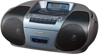 Produktfoto Panasonic RX-D26EG-H