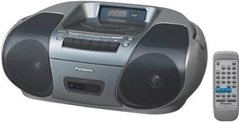 Produktfoto Panasonic RX-D27EG-S