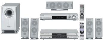 Produktfoto Panasonic SC-HT25REG-S