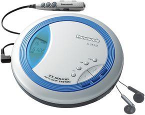 Produktfoto Panasonic SL-SX332EG-S