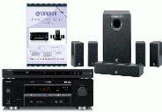 Produktfoto Yamaha AV PACK 104 RXV350/DV550