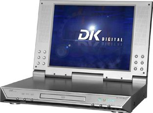 Produktfoto DK Digital DTV 530