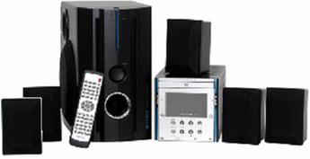 Produktfoto Grundig Scenos UMS 6400 DVD