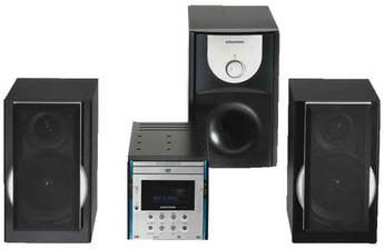 Produktfoto Grundig Scenos UMS 4400 DVD