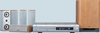 Produktfoto Denon DHT-500SD (ADV-500SD/SYS-500SD)