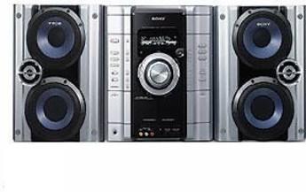 Produktfoto Sony MHC-RG 100