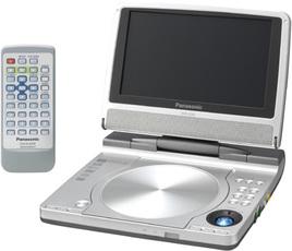 Produktfoto Panasonic DVD-LS 50