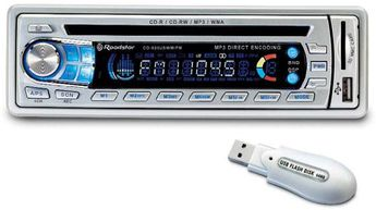 Produktfoto Roadstar CD 655 USWM/FM