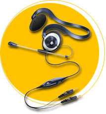 Produktfoto Plantronics Audio 70 60690-03