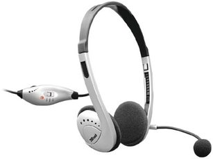 Produktfoto Trust HS-3200 (silverline BASS 630B) 13357