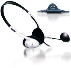 Produktfoto Typhoon Headset WITH Volume Control 50768